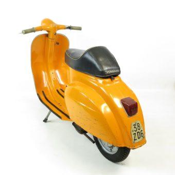 Vespa 50R Originallack arancio