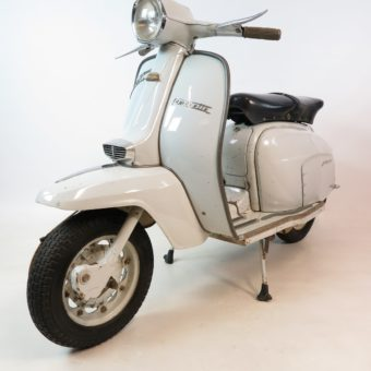 Lambretta SX 150 top Originallack