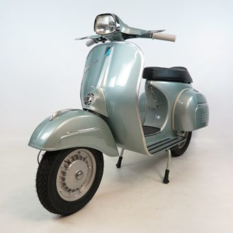 "Vespa 177 Sprint ""Restauriert in Austria"""