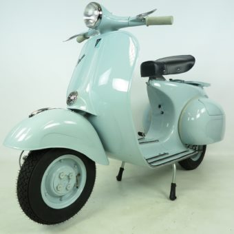 Vespa 125 VNB1T Top Level Restauration