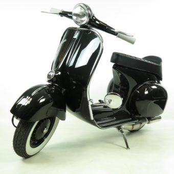 Vespa 177 VNB2T Top Level Restauration