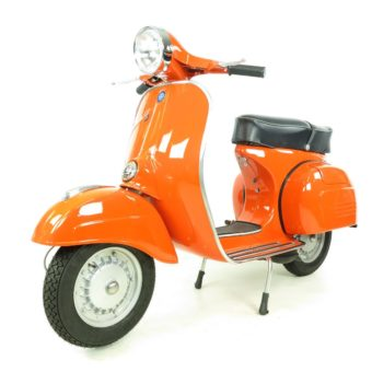 Vespa 125 GTR Top Level Restauration