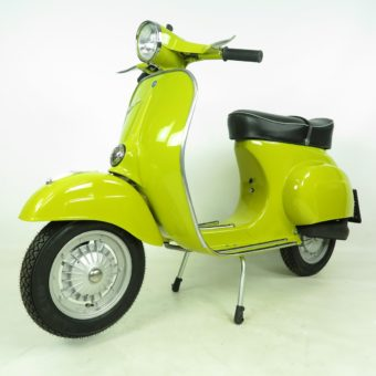 Vespa 125 Top Level Restauration