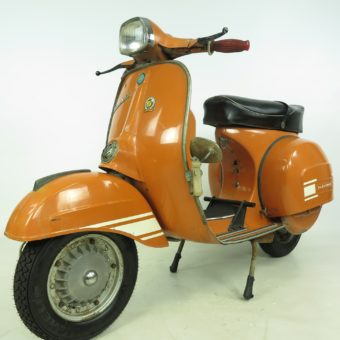 Motovespa 160 GT Top Originallack