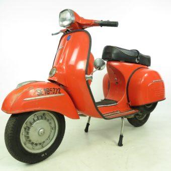 Motovespa 160 Originalzustand